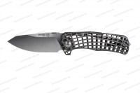 Нож Lionsteel серии TiDust лезвие 90 мм рукоять - титан