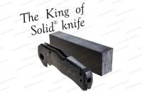Нож LionSteel серии TM1 лезвие 90 мм рукоять - карбон