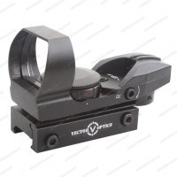 Коллиматорный прицел Vector Optics Imp 1x23x34 с креплением на Weaver / Picatinny