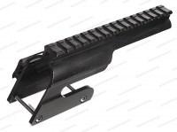 Крышка ЭСТ для МР-155 / Benelli Comfort / Stoeger 2000А / Iron army с Weaver и доп. боковой планкой
