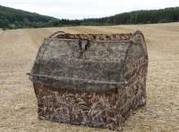 Засидка палатка Ameristep Hayhouse Blind для охоты на гуся двухместная в цвете Realtree MAX-5