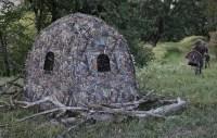 Засидка Ameristep Doghouse камуфляж Realtree Edge двухместная