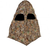 Засидка Ameristep Outhouse Blind камуфляж Realtree Edge двухместная
