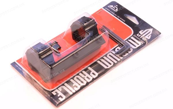 Кронштейн Leapers AccuShot с кольцами 30 мм на призму 10-12 мм