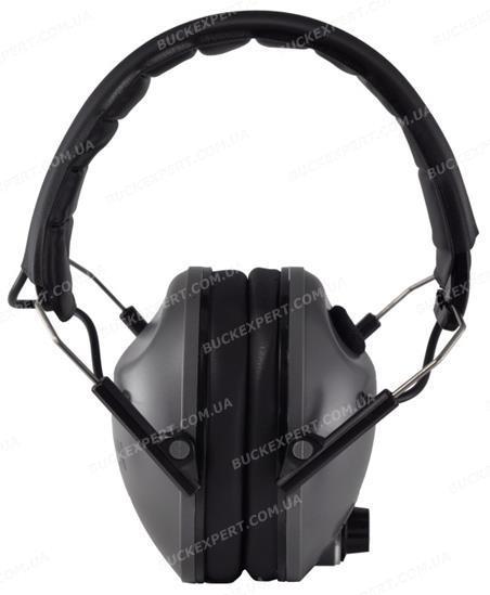 Наушники стрелковые активные Bench Master Rifleman EXS моно