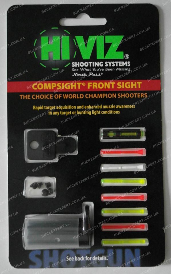 Мушка HiViz Competition Front Sight универсальная в наборе
