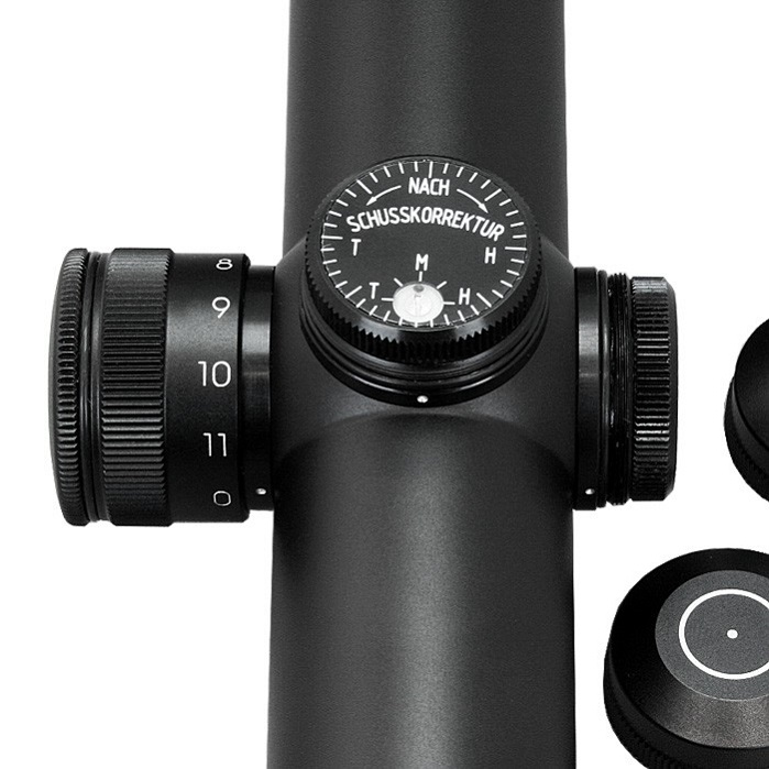 Прицел Schmidt & Bender Klassik 2.5-10x56 FFP LMS (под шину) с подсветкой