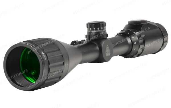 Прицел Leapers True Hunter IE 3-9X50 подсветка 36 цв АО сетка-нить Mil-Dot