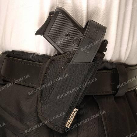 Кобура поясная Sieger Criotex для Форт 17/ Glock 17/19/ Аникс 101/111