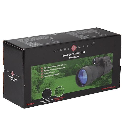 Прибор ночного видения Sightmark Ghost Hunter 5x60 с инфракрасной подсветкой