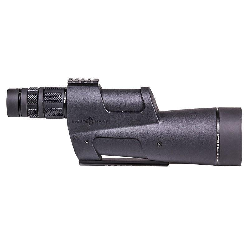 Подзорная труба Sightmark Latitude 20-60x80 XD Tactical с прицельной сеткой FFP в мил-радианах