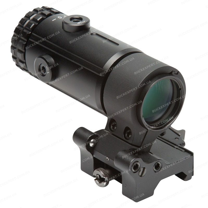 Увеличитель Sightmark T-3 Magnifier 3x откидной совместимый с EOTech и Aimpoint