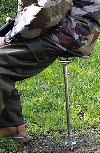 Стул - трость Kimpex с регулировкой высоты из кожзама