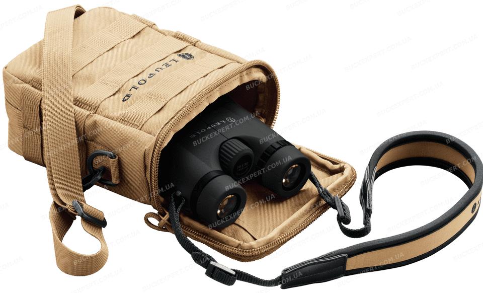 Бинокль Leupold BX-T 10x42 Tactical Black Mil-L с дальномером