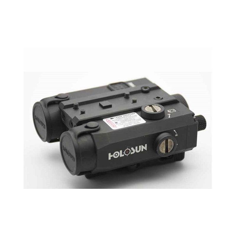 Тактический блок Holosun с ЛЦУ зеленый луч / инфракрасным целеуказателем / инфракрасным фонарем / Led 600 Lum