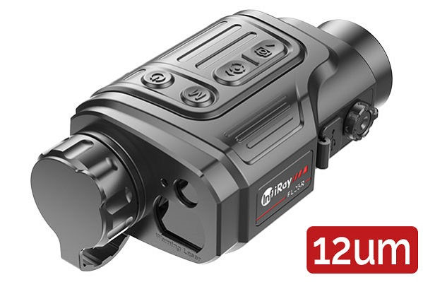 Тепловизор IRay Finder FL25R с матрицей 384x288 / 12um / Wi-Fi на 25 мм обьективе и лазерным дальномером