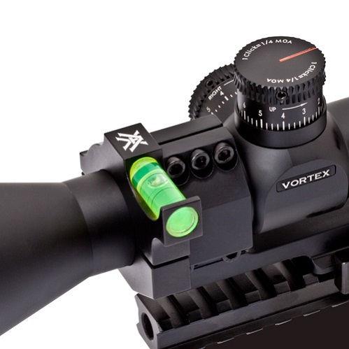 Уровень Vortex Lo Pro для установки на корпус прицела низкопрофильный пузырьковый