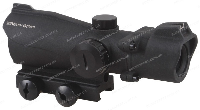 Коллиматорный прицел Vector Optics Condor 2x42 с креплением на Weaver / Picatinny