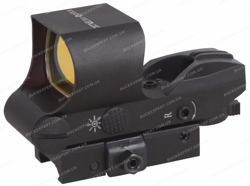 Коллиматорный прицел Vector Optics Ravage с креплением на Weaver / Picatinny