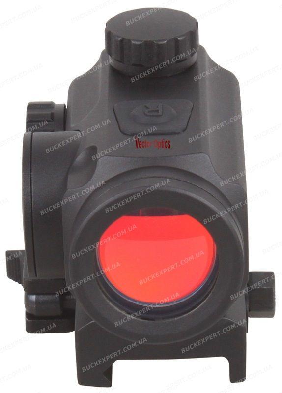 Коллиматорный прицел Vector Optics Torrent 1x20 Tactical с креплением на Weaver / Picatinny