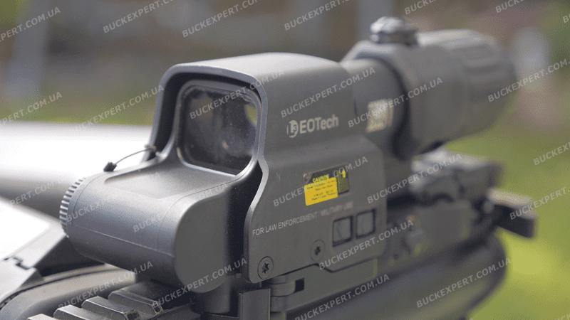 Комплект EOTech HHS2 - коллиматорный прицел EXPS2-2 и увеличитель G33