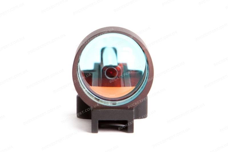 Коллиматорный прицел Пилад PFO (ВОМЗ) на планку волоконно - оптический с точкой 6 МОА