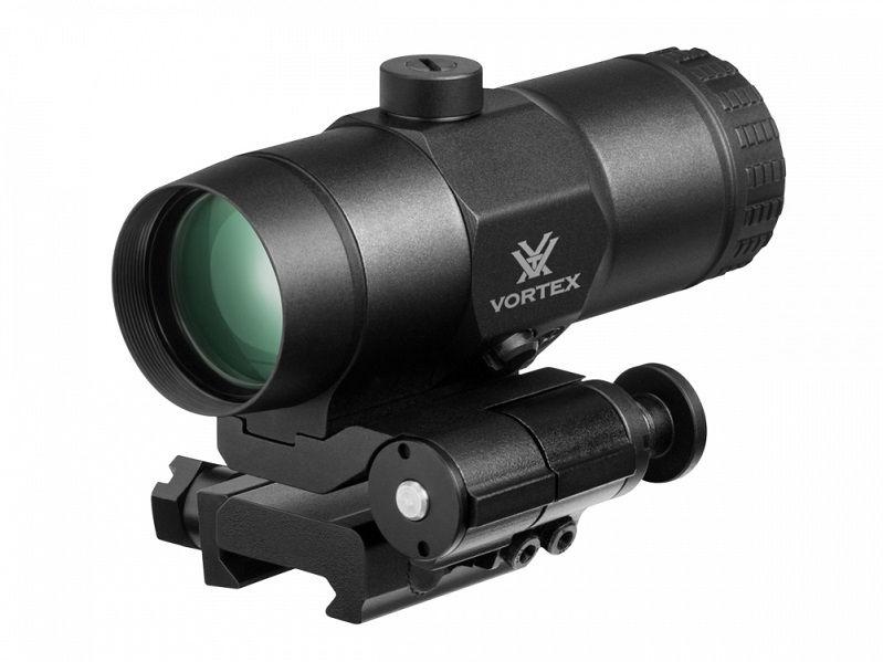 Увеличитель Vortex VMX-3T Magnifier 3x откидной совместимый с EOTech и Aimpoint