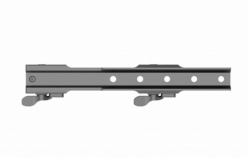 Кронштейн Yukon на Weaver к прицелу Pulsar Digisight / Apex быстросьемный