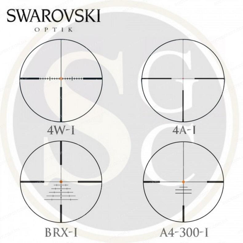 Прицел оптический Swarovski Z8i 2.3-18x56 P SR под шину с подсветкой и отстройкой от параллакса